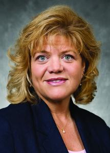 portrait of Amy Nichols AEA President