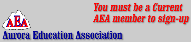 AEA Members Only logo