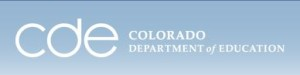 Colorado Dept of Education logo