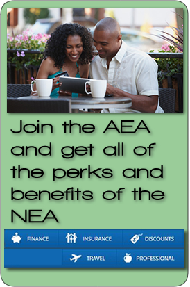 Join AEA to get the NEA benefits